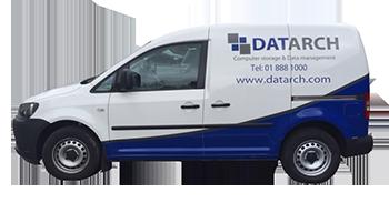 datarch van